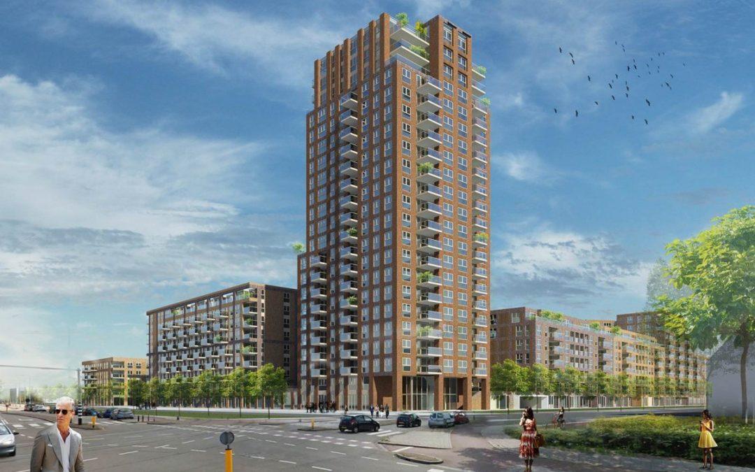464 Appartementen Haga Leyenburg Den Haag