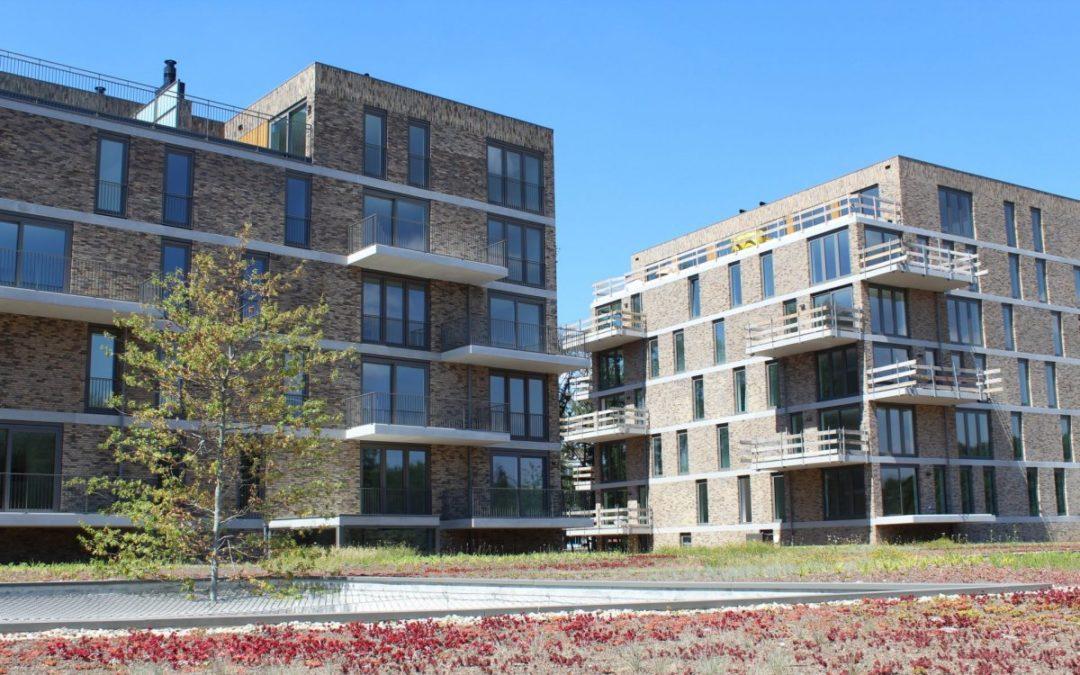 Appartementen Monnikenberg Hilversum