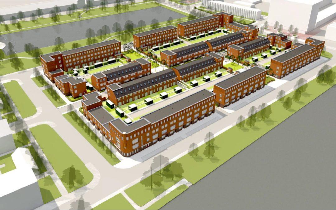 119 Woningen Oosterparkkwartier Groningen